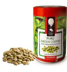 Cafea verde Pure Green Gourmet Coffee