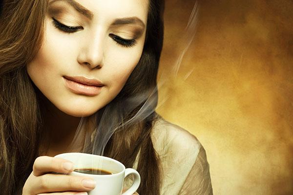Aroma cafelei tale