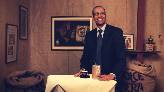 Sherif Abdalla despre cafelele Gourmet Coffee Shop