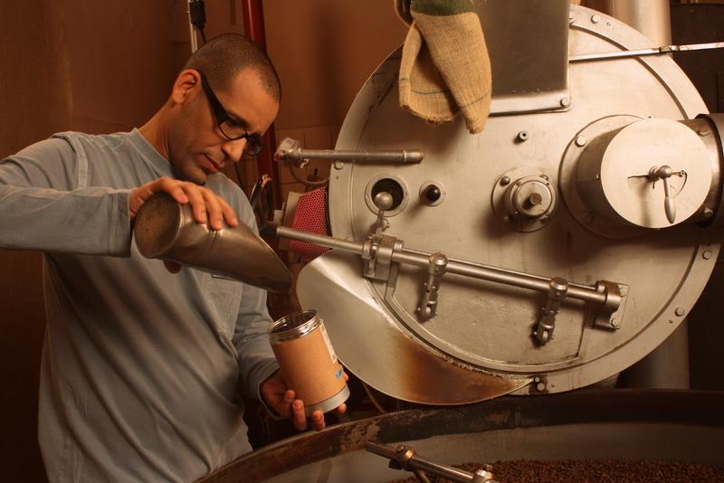 Sherif Abdalla la Gourmet Coffee