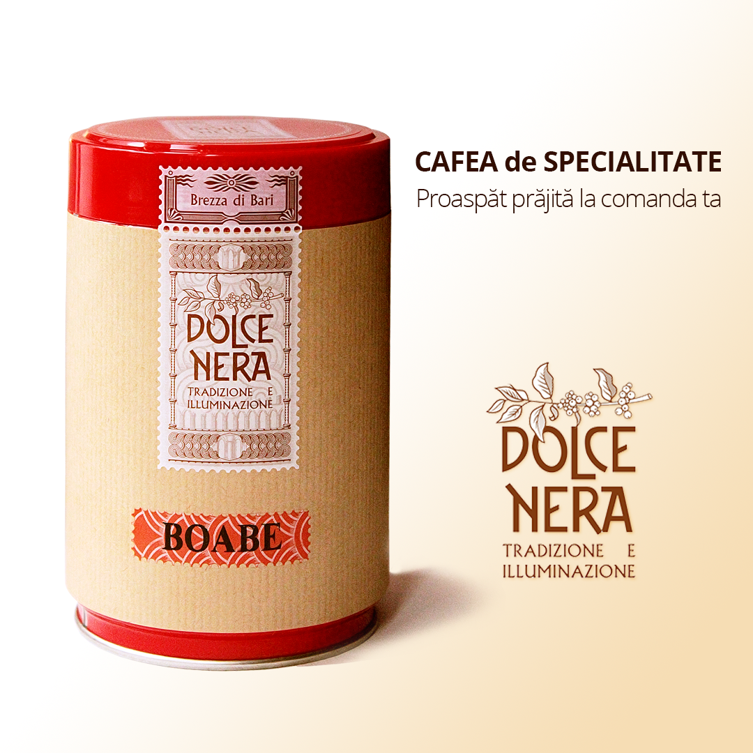 Dolce Nera by Gourmet Coffee Shop