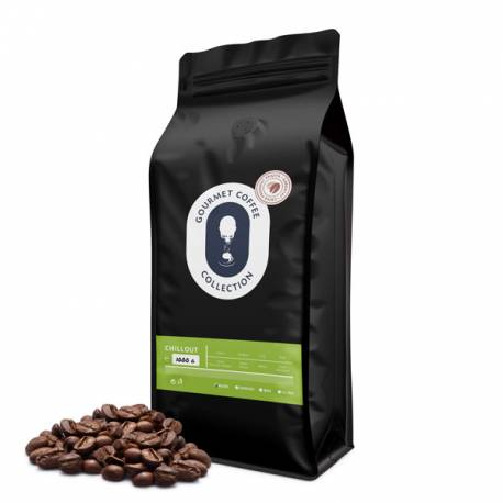 Chill Out Gourmet coffee 1Kg boabe