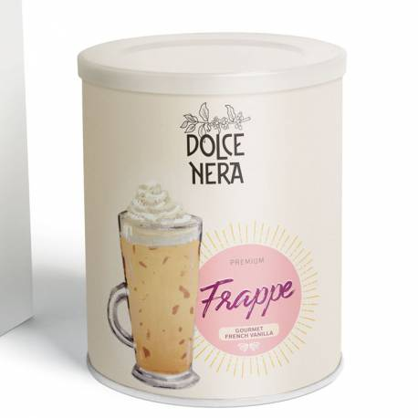 Dolce Nera FRAPPE Gourmet French Vanilla 1250g