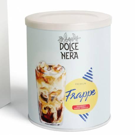 Dolce Nera FRAPPE Gourmet Greek Vanilla 1250g