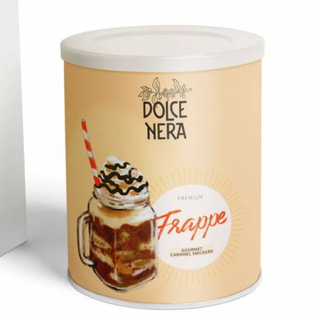 Dolce Nera FRAPPE Gourmet Caramel Snickers 1250g